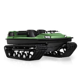 Mini carro armato da passeggio