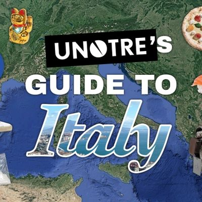 UNOTRE's guide to Italy