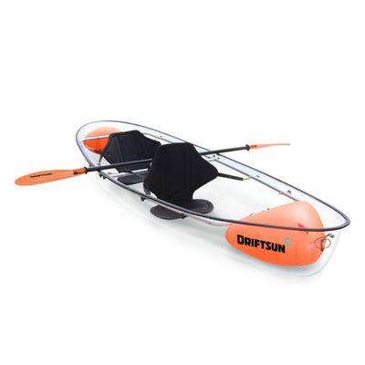 Kayak trasparente