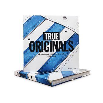 Libro sulle sneaker adidas OG