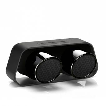Speaker Bluetooth fatto con lo scarico della Porsche GT3