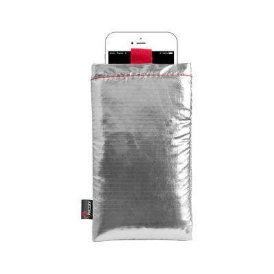 Custodia dell'iPhone fatta di tuta da astronauta