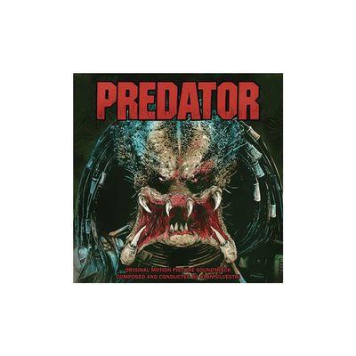 La colonna sonora di Predator in vinile