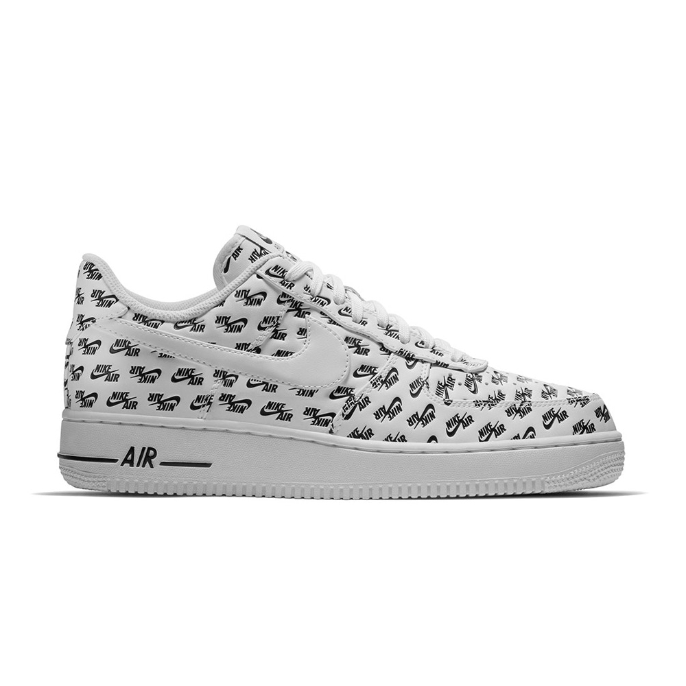 air force 1 con scritte nike