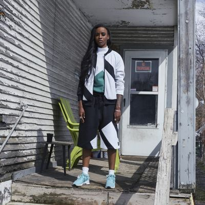 Il lookbook F/W17 di adidas Originals EQT scattato a Detroit
