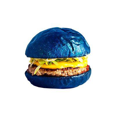 Hamburger blu di colette