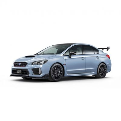 Subaru WRX STI S208 limited edition