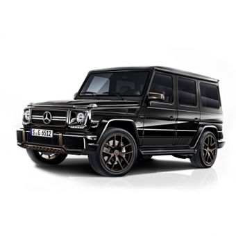 L'ultimo Mercedes-AMG G65