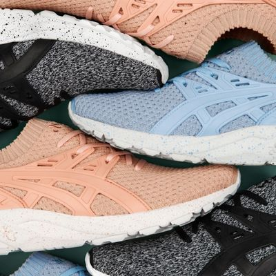 ASICSTIGER GEL-Kayano Trainer Knit Twisted Yarn