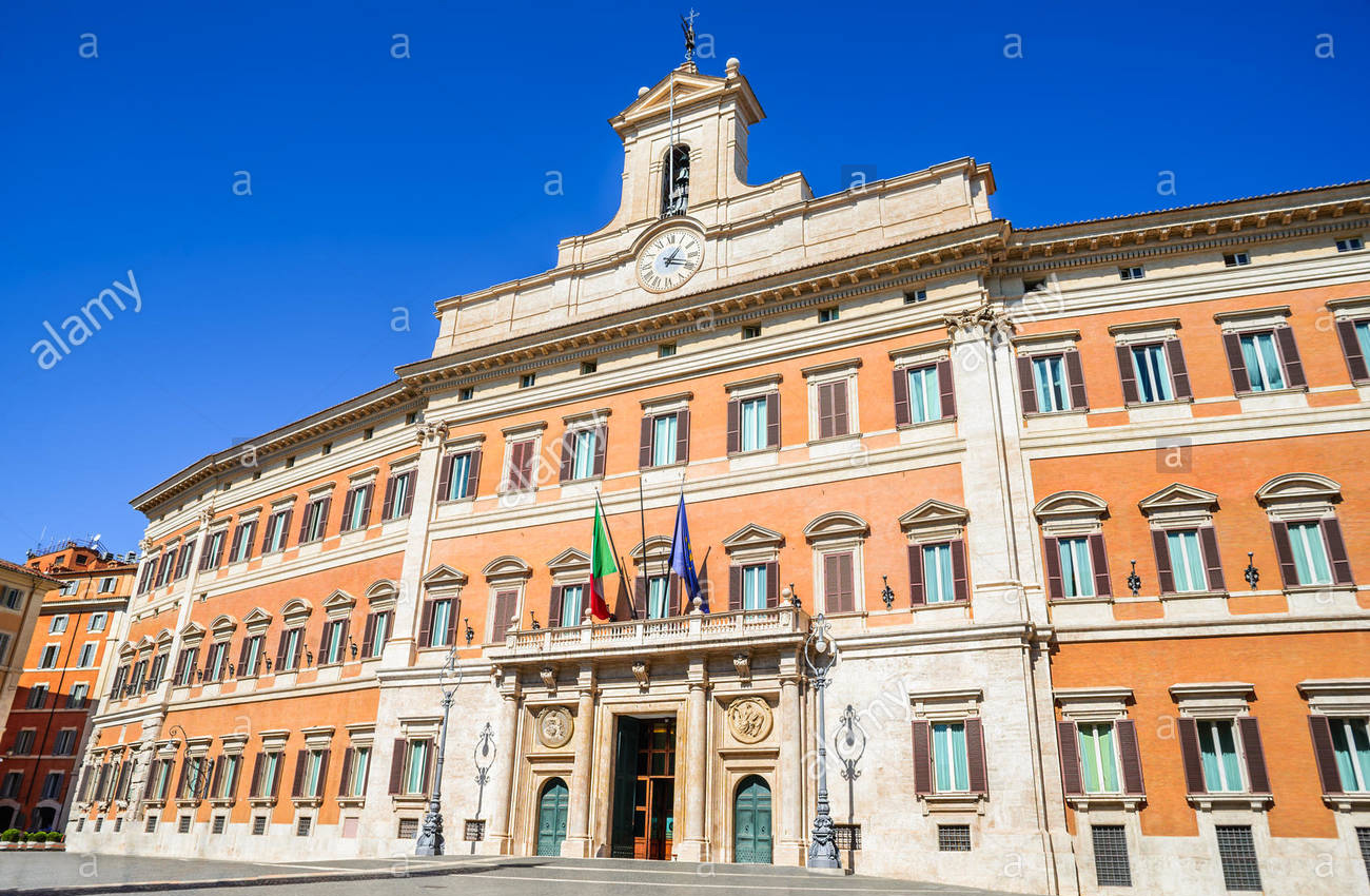 Unotre s guide to italy drug unotre for Sede parlamento roma