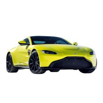 Nuova Aston Martin Vantage