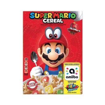 Cereali Kellogg's di Super Mario