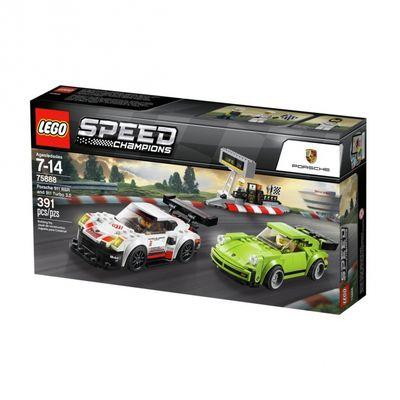 Varie Porsche di Lego