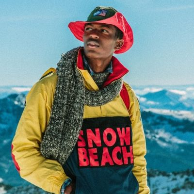 Polo Ralph Lauren ha rifatto la SNOW BEACH