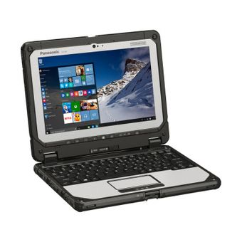 Panasonic Toughbook 20: il portatile da guerra