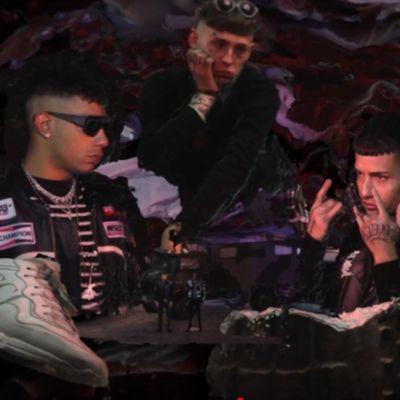 DARK POLO GANG – Diego Armando Maradona (directed by NO TEXT)