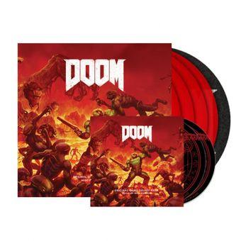 È uscita la colonna sonora di DOOM in vinile