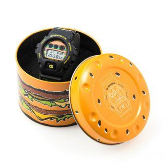 Il G-Shock per il cinquantesimo del Big Mac