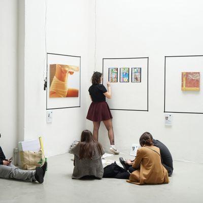 Le fotine dell'inaugurazione di Accademia Creativa 2018