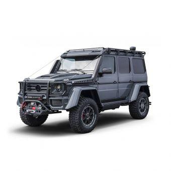 Mercedes G550 BRABUS Adventure  4×4²