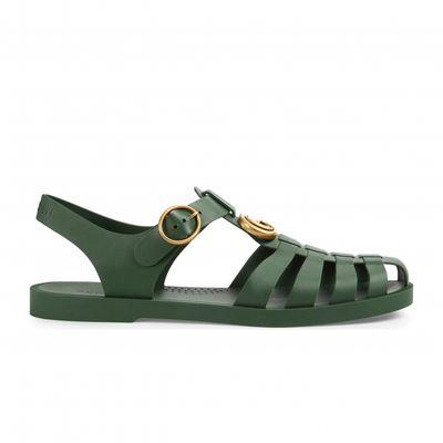 Sandalata di gomma di Gucci da 400 €