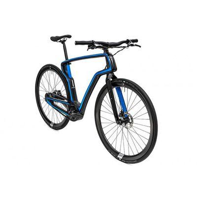 Bici stampata 3D riciclabile e più resistente del Titanio