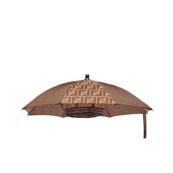 Cappello-ombrello di Fendi