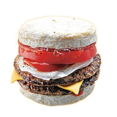 Il vero cheeseburger