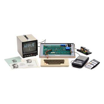 Il primo computer Apple all'asta (funzionante)