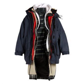 Giacca di giacche da 6 pali e mezzo