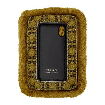 Cover dell'iPhone di cuscino di Versace