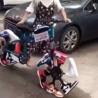 Bicicletta di Jordan