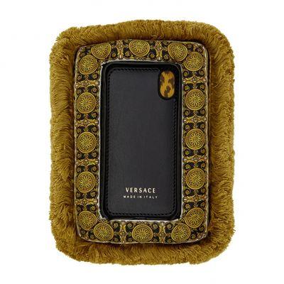 Cover dell'iPhone di cuscino di Versace