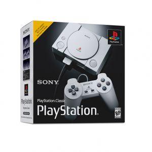 Sony ha fatto una mini PlayStation con dentro 20 giochi