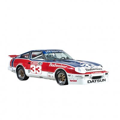 La Nissan di Paul Newman