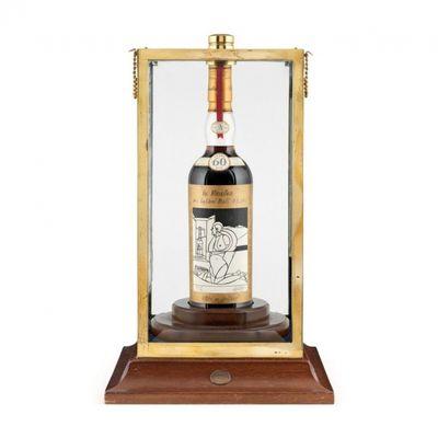 Il whisky più costoso del mondo