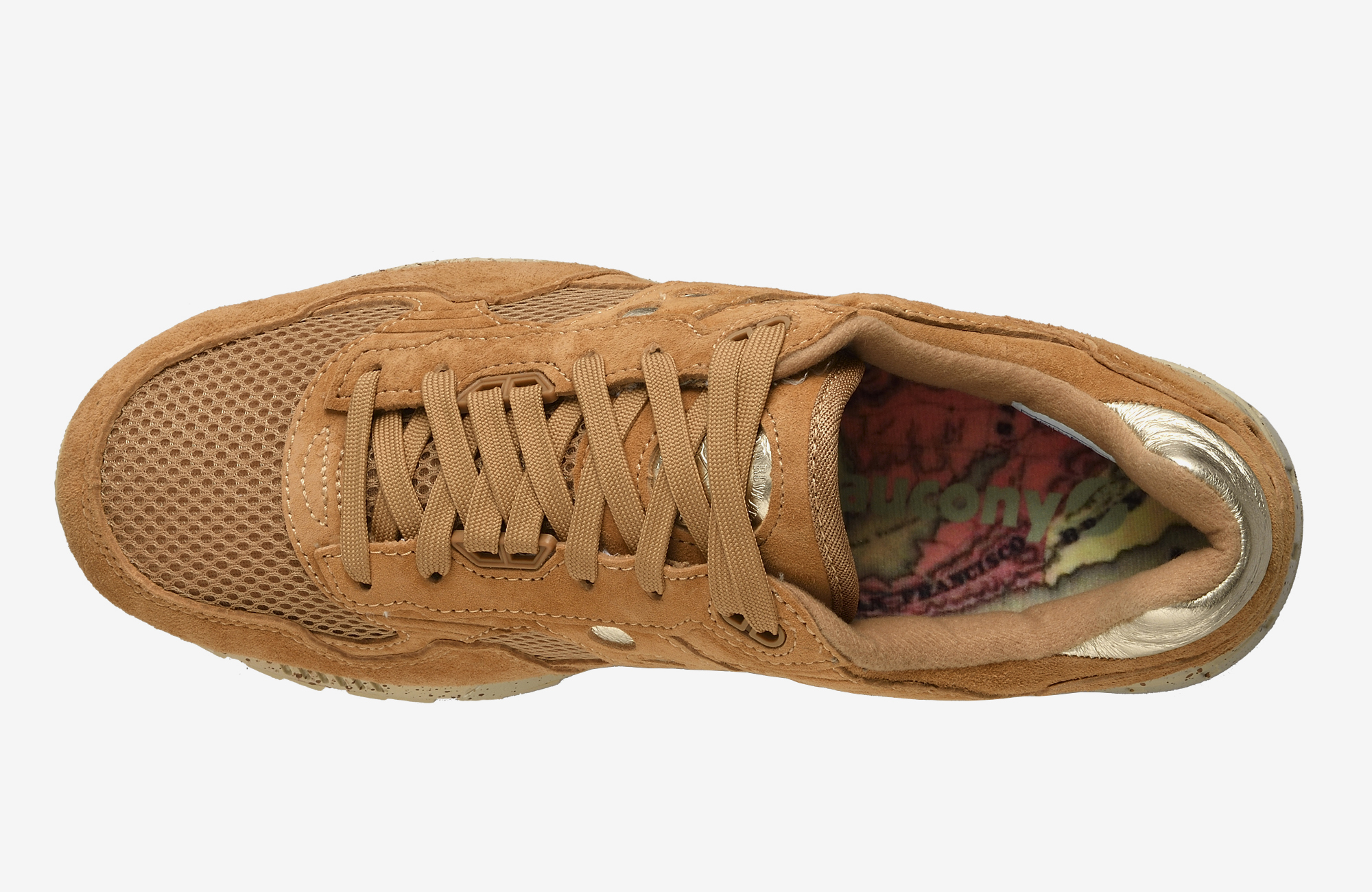 sports shoes 1232b 09d32 Speciale: Saucony Originals Shadow 5000 'Gold Rush' - UNOTRE