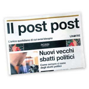 Il quotidiano di UNOTRE