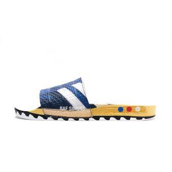 Ciabatte pittate da scarpe e scarpe pittate da altre scarpe